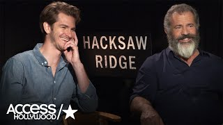 Mel Gibson: Why Andrew Garfield Was Perfect For