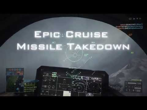 Battlefield 4 - Epic missile takedown