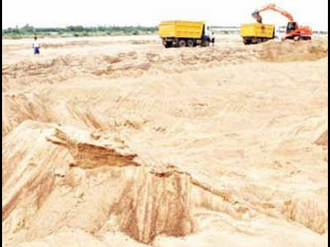 Centre asks states to furnish details of illegal sand mining