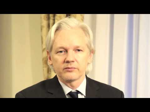 Julian Assange on Q (AUDIO ONLY)