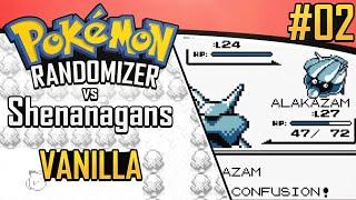 Pokemon Randomizer Vanilla vs Shenanagans #2
