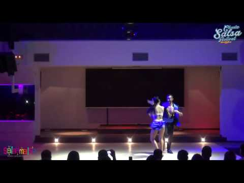 Kostas & Irene Show | 2.Chania Salsa Festival