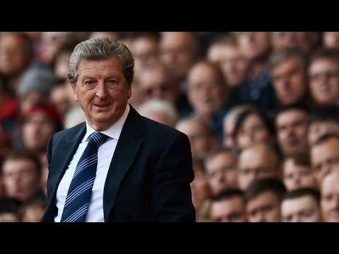 Roy Hodgson | The Cambridge Union