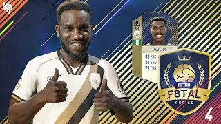 F8TAL ICONS | ANOTHER RAGE QUIT! #4 | FIFA 18 Ultimate Team
