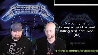Download Lagu Pastor Reacts   Metallica Creeping Death Gratis STAFABAND
