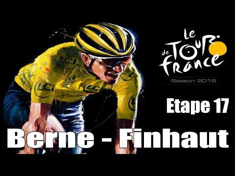 Tour de France 2016 Etape 17 : Berne - Finhaut Émosson