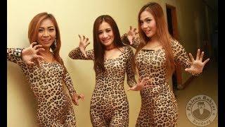 Trio Macan Iwak Peyek