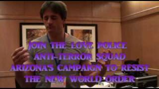 Marc Stevens No State interview with the Love Police Arizona
