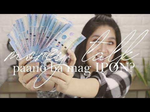 IPON 101 ( Money Saving Tips Para Maka IPON ) | Kris Lumagui