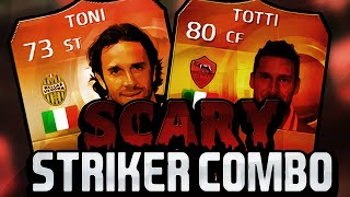 SCARY STRIKER COMBO FIFA 15 ULTIMATE TEAM!