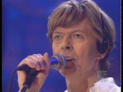 David Bowie – Ashes To Ashes (A&E Live By Request 2002)