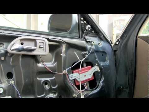 Honda Civic Power Door Lock Fix. Episode 1 | How To Save Money And Do It Yourself!