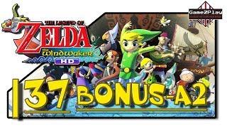 The Legend of Zelda - Wind Waker HD | Bonus - 37 | Kartenviereck A2 - Eiland des Sternstaubes
