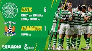 Celtic 5 vs 1 Kilmarnock (FAN HIGHLIGHTS) 8.12.18