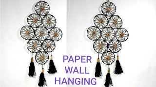 DIY Crafts - Handmade Wall Decor & Hanging Craft Ideas with Paper -Paper art and craft