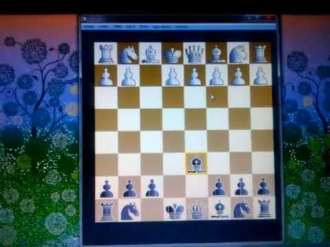 MAT uz zrtvu DAME - BIRDOVO sahovsko otvaranje - Fromov gambit  #21 ŠAH MAT