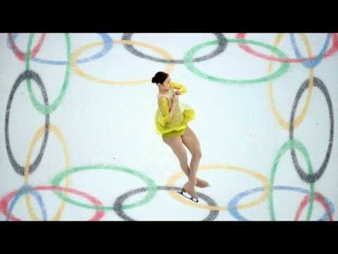 Yuna Kim Figure Skating Ladies' Short Program Sochi 2014 Winter Olympics 김연아 shoot