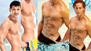 Tiger Shroff Shows Off His BUTT, Copies John Abraham | Whose BUTT Is The Hottest?