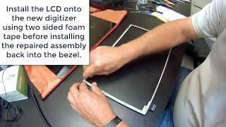 Acer Aspire V5-573PG 7400 LCD Screen and Digitizer Replacement Procedure