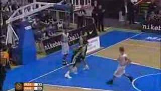 ROANNE-PANATHINAIKOS 83-123 PANATHINAIKOS HIGHLIGHTS