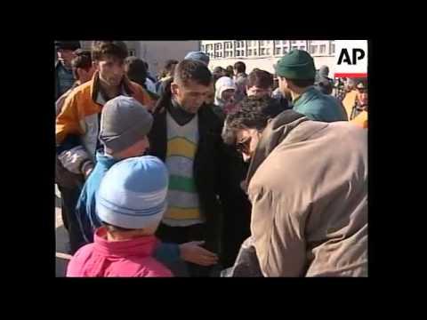 TURKEY: KAYNASLI: EARTHQUAKE - DEATH TOLL