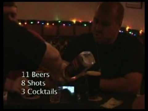 Kirk Dubb Modern Drunkard's Drunkard of the month