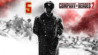 Company of Heroes 2 #5 - Stalingrad cz.1/3 (Gameplay PL)