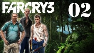 Let's Play Together Farcry 3 - Lustiger Bomben-Bring-Dienst #002