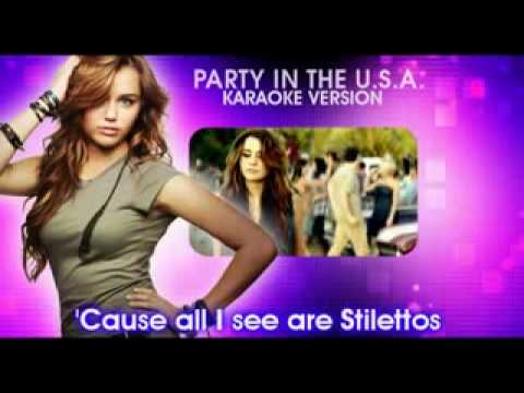 Party In the U.S.A. Lyrics