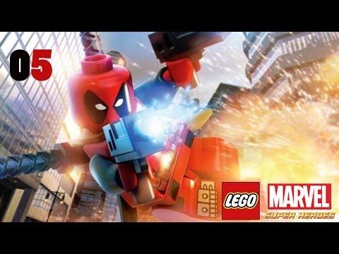Lego Marvel Super Heros Ep 05 -