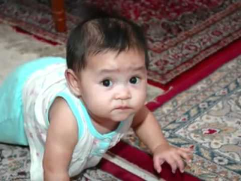 Nurhanisah Amani 1 Year..(children Song) video