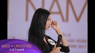 Tôi là Hoa hậu Hoàn Vũ Việt Nam - Tập 01 FULL HD - Tôi ước mơ | Miss Universe Vietnam