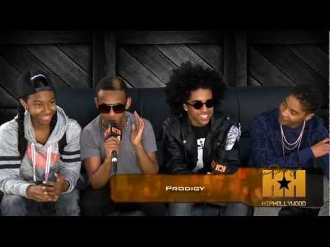 Mindless Behavior Is Looking For Love! - HipHollywood.com