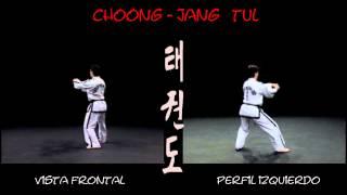 Choong-Jang Tul (2º Dan)