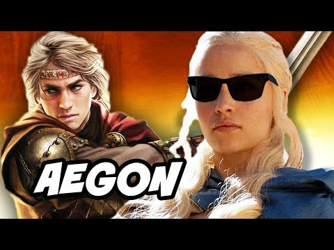 Game Of Thrones Season 7 Aegon The Conqueror Daenerys Targaryen Epic History