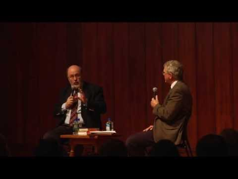 The Bible: Gospel, Guide, or Garbage - N.T. Wright and Daniel Bonevac at UT Austin
