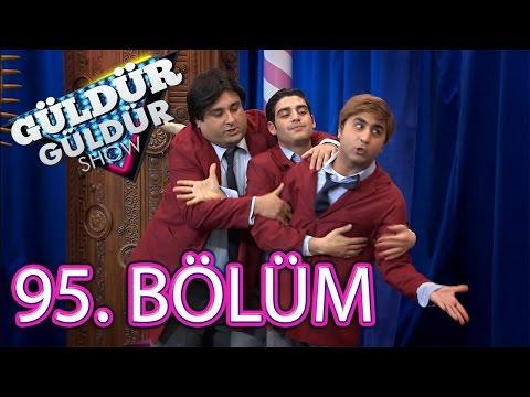 Güldür Güldür - Güldür Güldür 95. Bölüm Tek Parça HD İzle 29 Ocak 2016