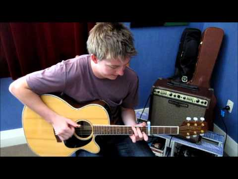 Somebody That I Used To Know by Gotye (Fingerstyle Guitar Arrangement with TAB) - Sam Flannery Music Videos