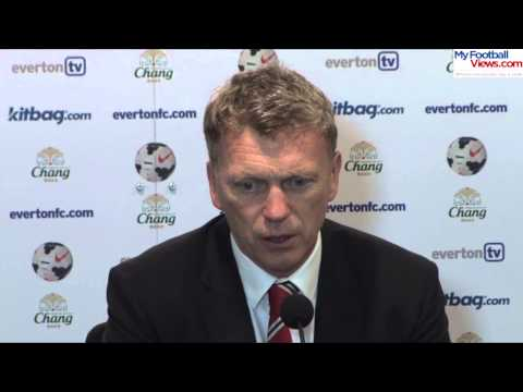 David Moyes' last press conference as Manchester United manager