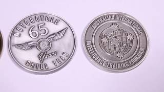 Custom Crafts Supplier of cool custom coins diy metal coins challenge souvenir coins