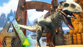 Ark Survival Evolved - INDOMINUS REX TAMING,  FAILS - Modded Survival Ep52 (Ark Gameplay)