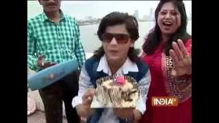Chakravartin Ashoka Samrat: Watch Celebrations of Siddharth's Birthday - India TV