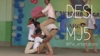 The Entertainers - MJ5 Dance Video 2016 (1080p HD)