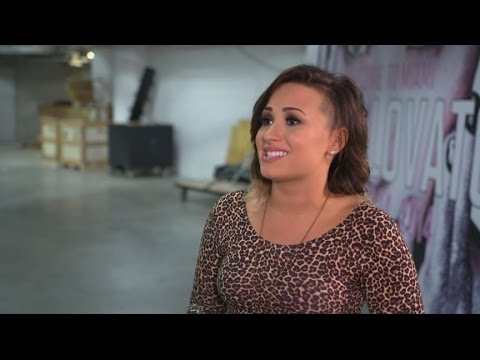 Behind the Scenes of Demi Lovato's 1st Ever World Tour