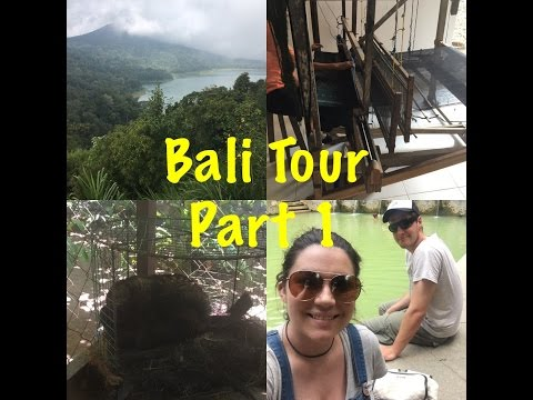 Travel Diary Bali Vlog - Tour PART 1