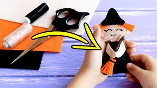 15 CUTE HALLOWEEN DIY IDEAS