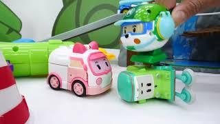 Robocar Poli Jouets Et Voitures Transformateurs Pour Les Enfants.