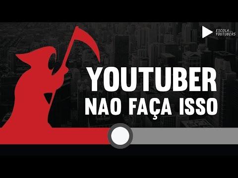 O que não fazer no seu canal | Escola para Youtubers thumbnail