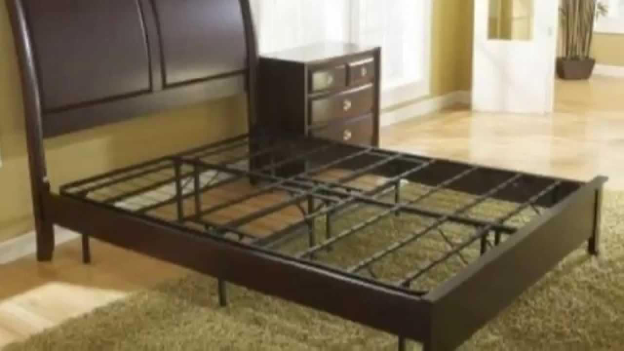 Box Spring Metal Bed Frame Platform Metal Bed Frame