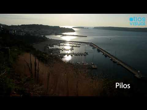 Pilos, Greece - Peloponnese - AtlasVisual